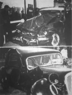 Journaux 1960 - Garage route de thionville metz ...